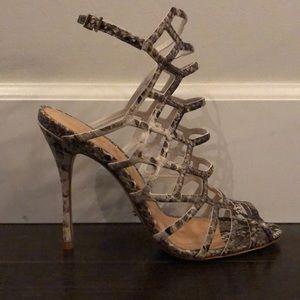 Schutz Juliana Caged Sandal.